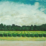 """Charleston Tea Plantation"" - 24"" x 24""Acrylic on Canvas"